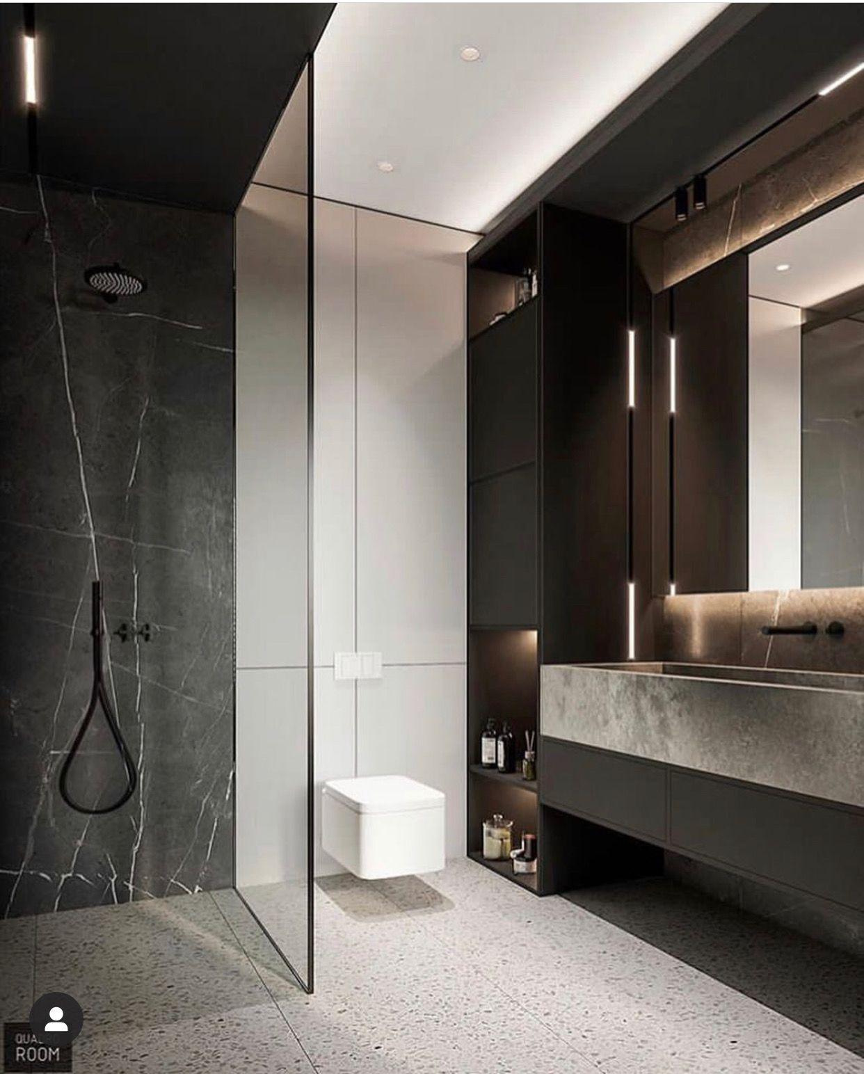 Pin by Maja Šmitran on Kupaonica | Bathroom interior ...