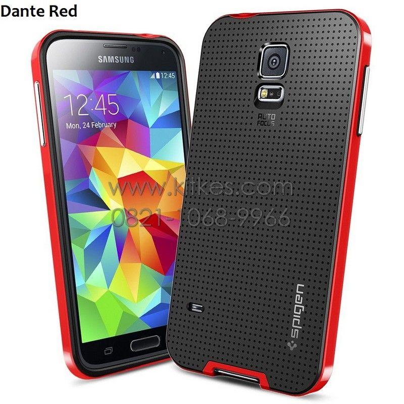 Spigen Neo Hybrid Case Samsung Galaxy S5 Rp 375.000