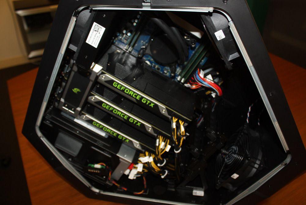 4VWF2 MS 7591 FOR Dell FOR Alienware Aurora R4 ALX LGA1366