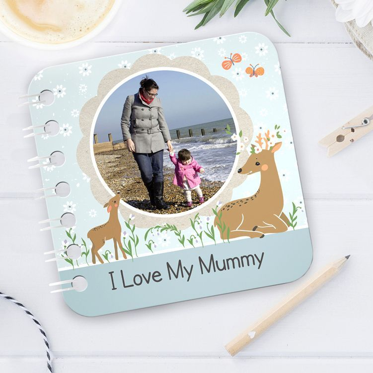 Springtime personalised baby board book lovely gift for a first springtime personalised baby board book lovely gift for a first mothers day negle Image collections
