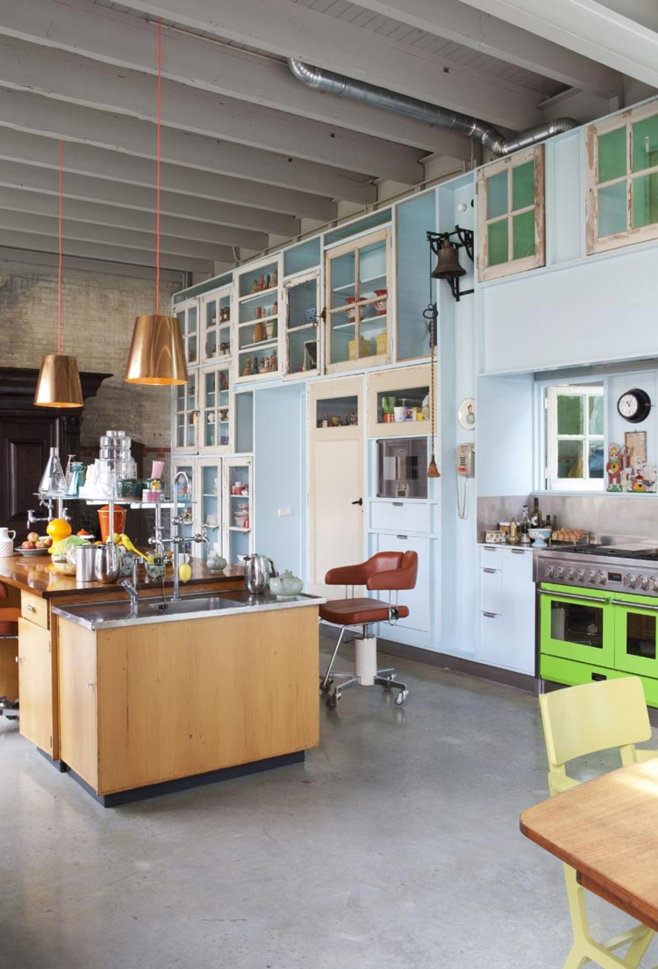 keuken-kleur