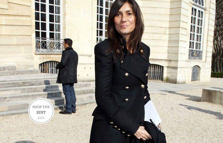amazing coat...Vogue Paris
