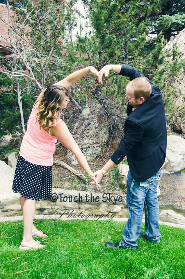 Heart Couples photography Engagements In love Touch the Skye Photography