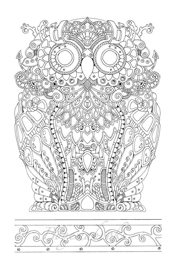 Steampunk Adult Coloring Book Coloring Pages Coloring Book