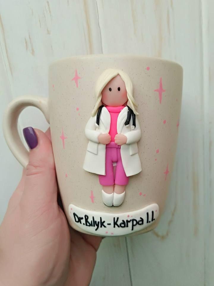 ArtSpoonAndMug, #Personalized Nurse Mug, #Doctor Mug, #Gift for Med ...