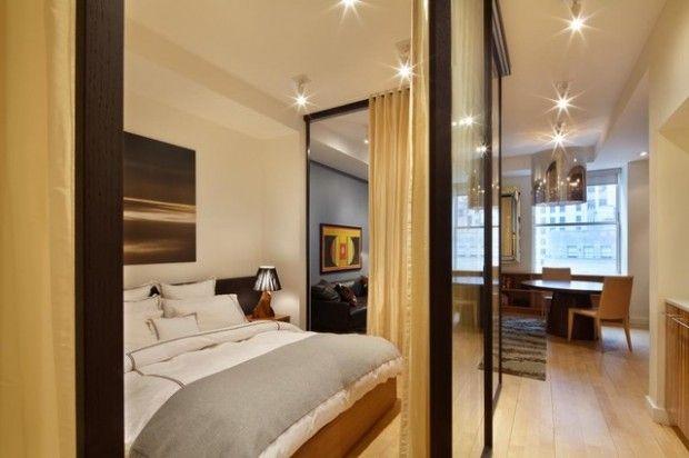 18 Urban Small Studio Apartment Design Ideas – Style Motivation ...