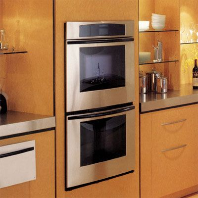 30 electric convection double oven by thermador on on wall ovens id=96758