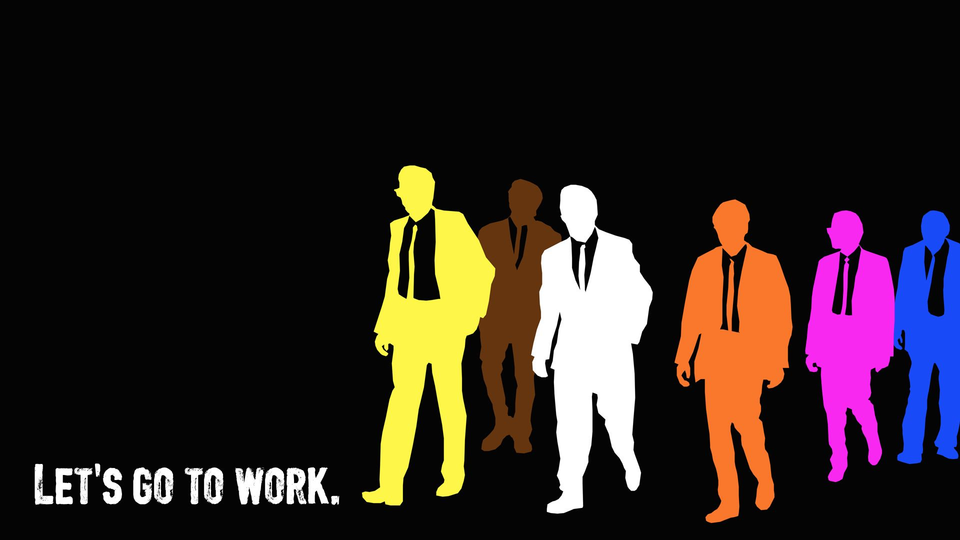Reservoir Dogs Wallpaper I Added My Favorite Quote To