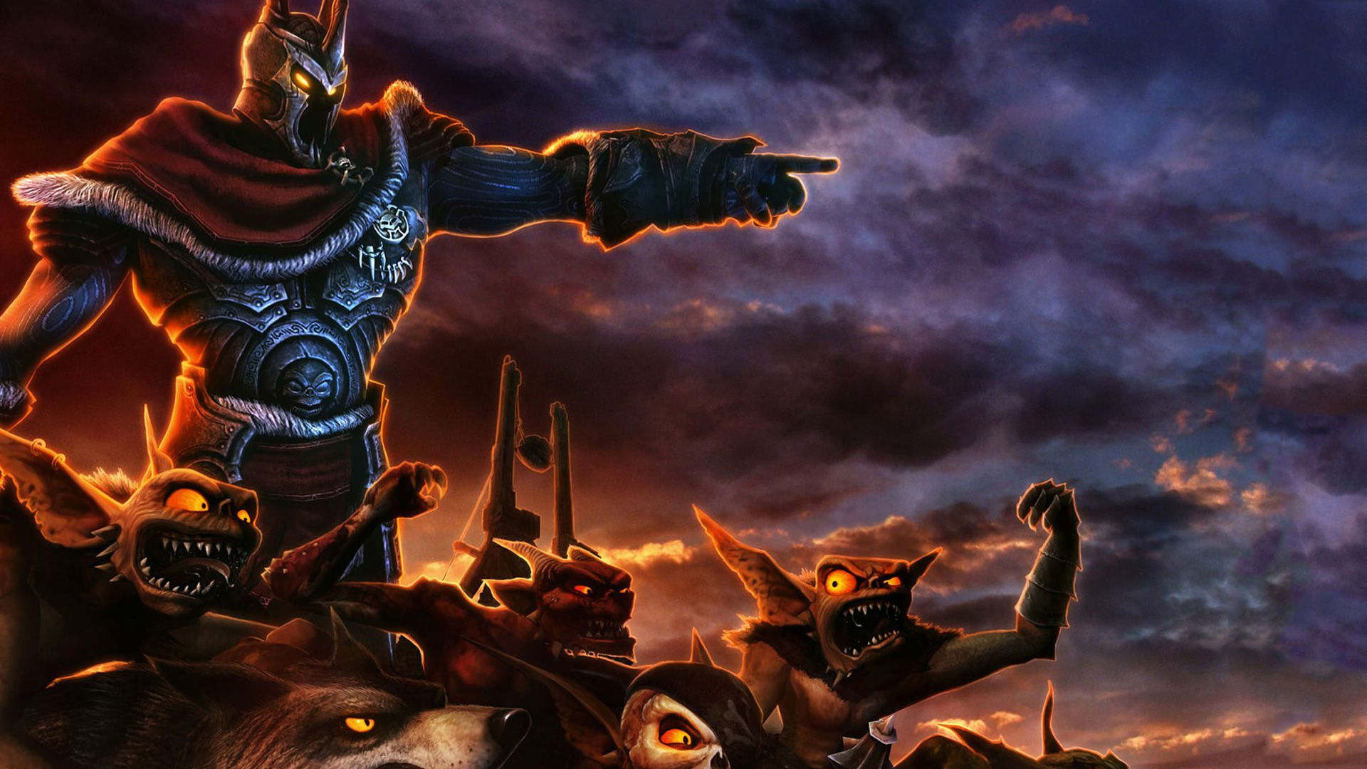 Overlord 2 Ps3 Digital Wallpaper Video Game Images Wallpaper