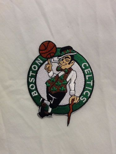 Boston-Celtics-Logo-NBA-Basketball-Hat-Shirt-Embroidered-Iron-On-Jersey -Patch 1b228e914