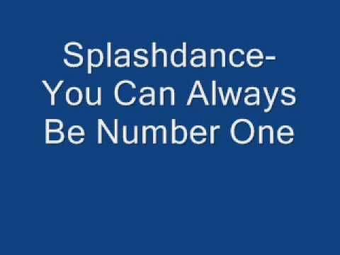 Splashdance: You Can Always Be Number One - Sport Goofy's Theme