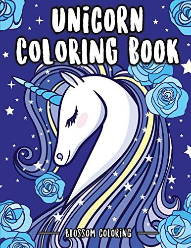 Free Pdf Unicorn Coloring Book Fullpage Beautiful Unicorn Coloring Book For Unicorn Lovers Boys Girls Kids 4 Coloring Book Download Coloring Books Book Girl