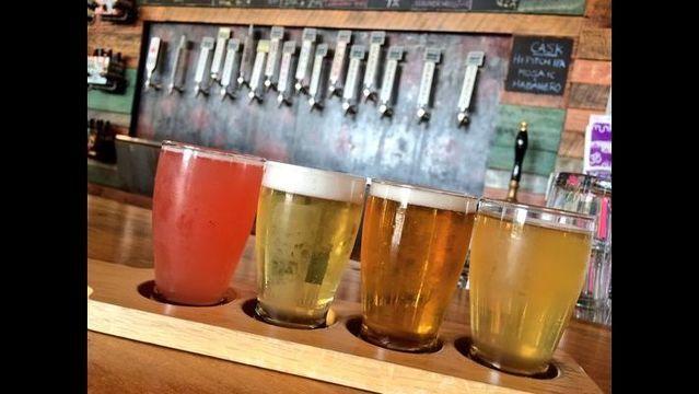 Asheville Being Called 'The Napa Valley Of Beer' http://n.kchoptalk.com/2eq3VqV