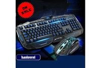 I think you'll like Mechanical armor Blue backlight keyboard mouse Luminous gaming keyboard and mouse Suit. Add it to your wishlist!  http://www.wish.com/c/53eb25ee104dae3dddadafa2