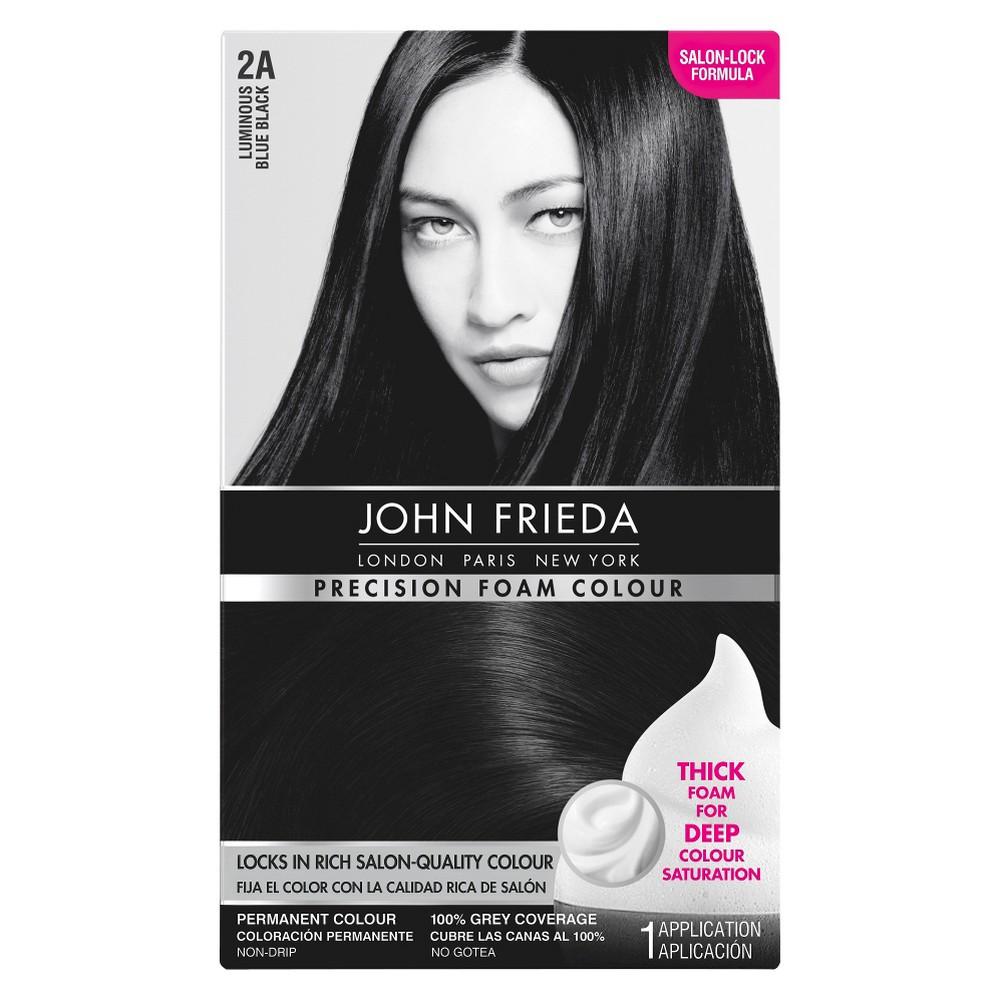 John Frieda Precision Foam Colour n Deep Brown Black  Products