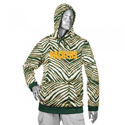 Green Bay Packers Green Gold Zebra Hoodies Zubaz Store Hoodies Nfl Philadelphia Eagles Hoodie