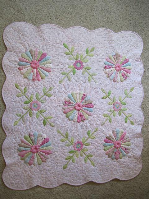 Image result for dresden plate quilt | dresden | Pinterest ... : dresden plate quilt template - Adamdwight.com
