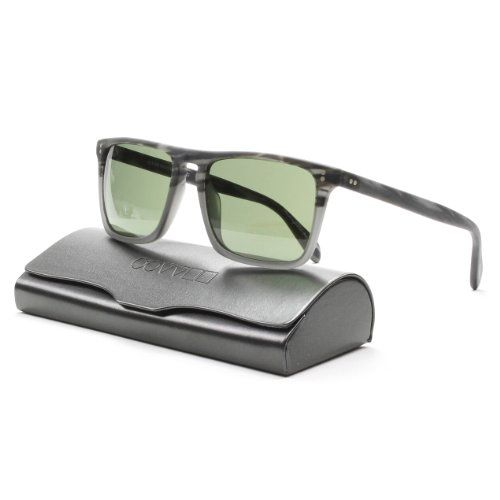 f9c7cd6a399 Oliver Peoples 5189 1124R5 Grey Havana Bernardo Wayfarer Sunglasses ...