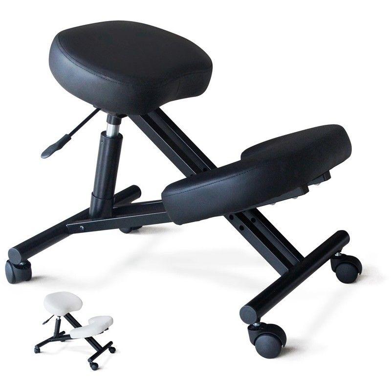 Jobri Si/ège ergonomique Solace M/étal avec dossier