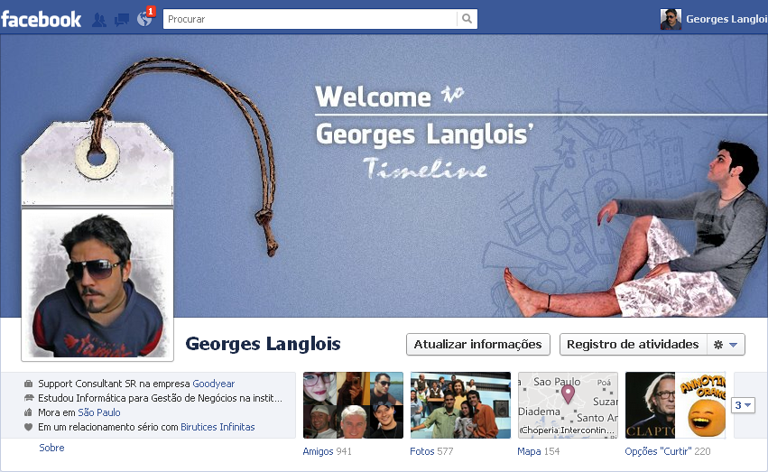 Facebook Timeline cover 2 by ge04 on DeviantArt | Coisas para usar ...