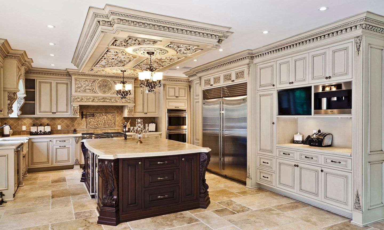 We Are Designers And Manufacturers Of High End Custom Kitchens Interior Woodwork Ornate Kitchen Elegant Design Dream
