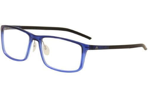 Adidas LiteFit 2.0 Eyeglasses AF46 AF/46 6056 Royal Full Rim Optical ...