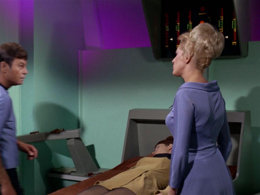 "Star Trek 2 x 18 ""The Immunity Syndrome """