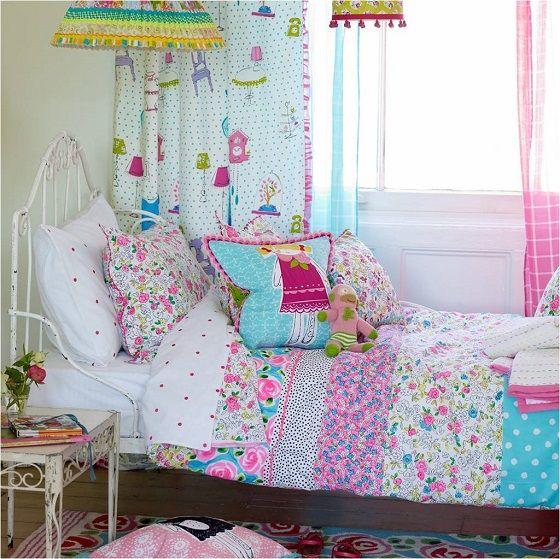 Ropa cama ni as for Cama infantil nina