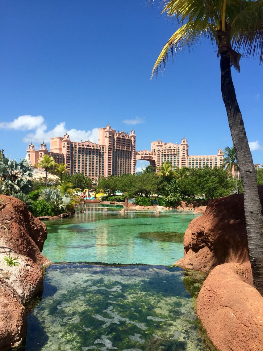 Atlantis Bahamas. Place Is Gorgeous We Had An Amazing Time. More Pics On  Joy_mariemua On IG