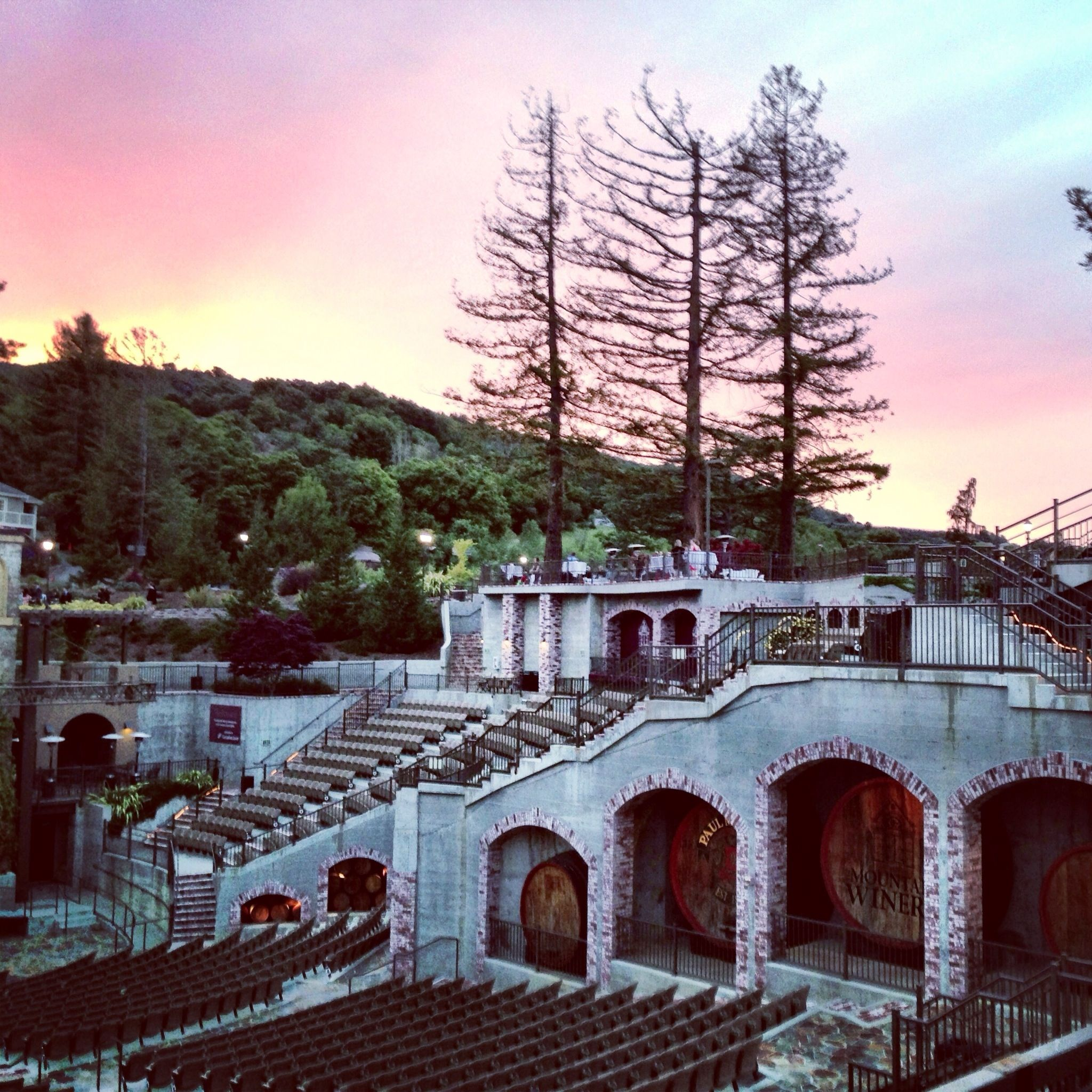 beautiful wedding places in northern california%0A Mountain Winery Saratoga  CA  Beautiful venue for Concerts  Weddings   Corporate Events