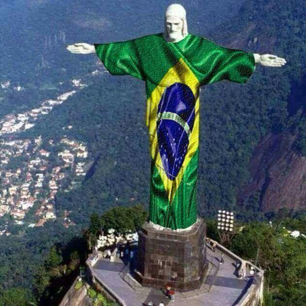 Salve my Brazil!