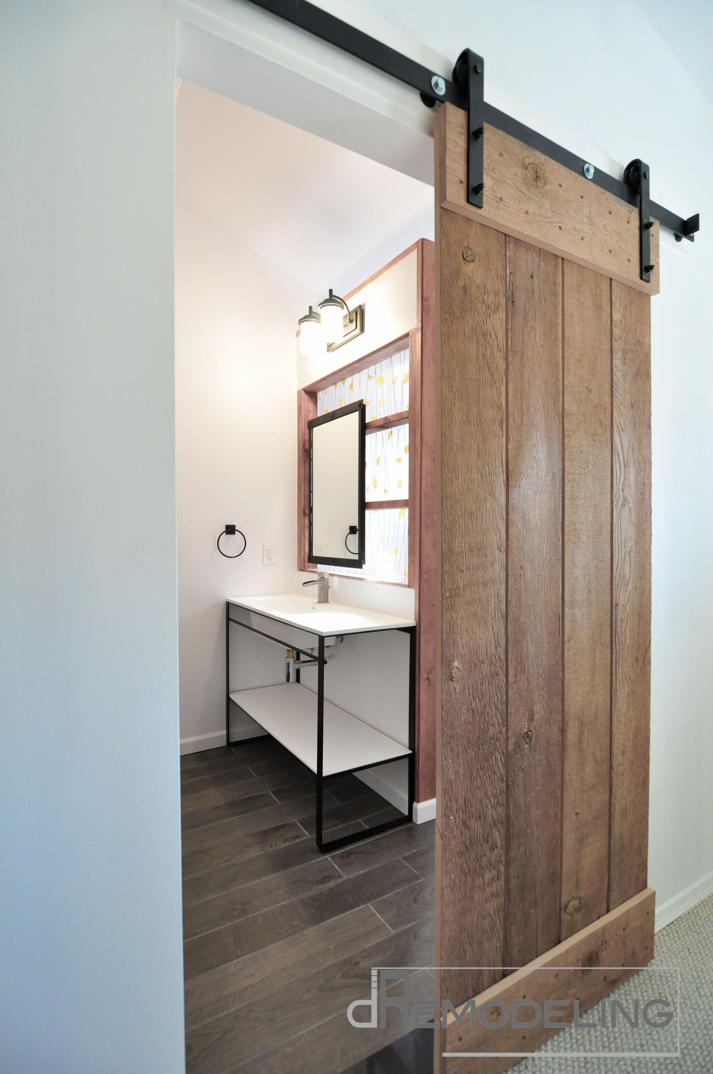 Riveting Bathroom Sliding Rustic Barn Along With Bathroom Sliding Magnificent Bathroom Barn Door Decorating Inspiration