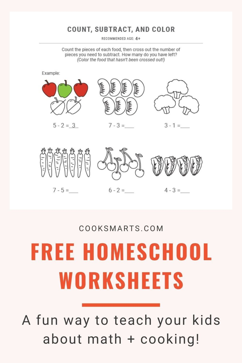 Fun Activities With Math Do Exist Free Printable Cooking Math Worksheets Cook Smarts Cook Smarts Math Worksheets Fun Math Activities [ 1500 x 1000 Pixel ]