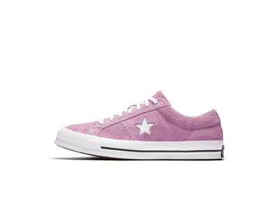 2ed68121a6e768 Converse One Star Premium Suede Low Top Men s Shoe