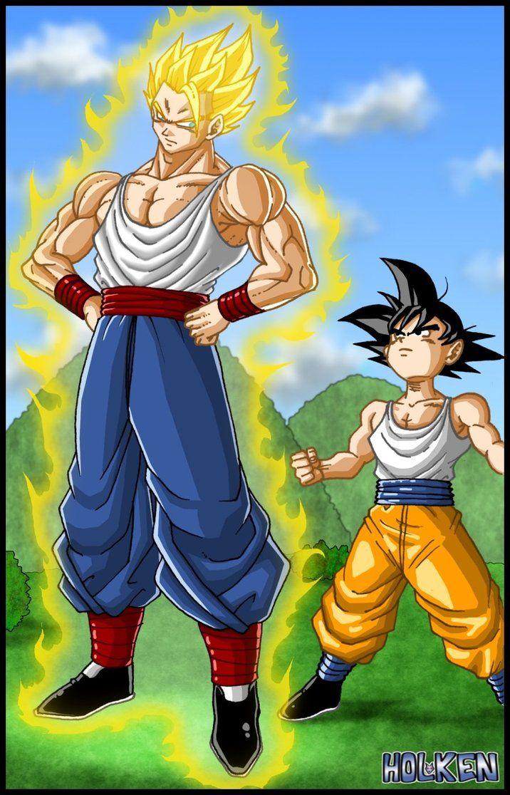 Gohan And Goten By Dbzwarrior On Deviantart Gohan And Goten Gohan Goku Super Saiyan