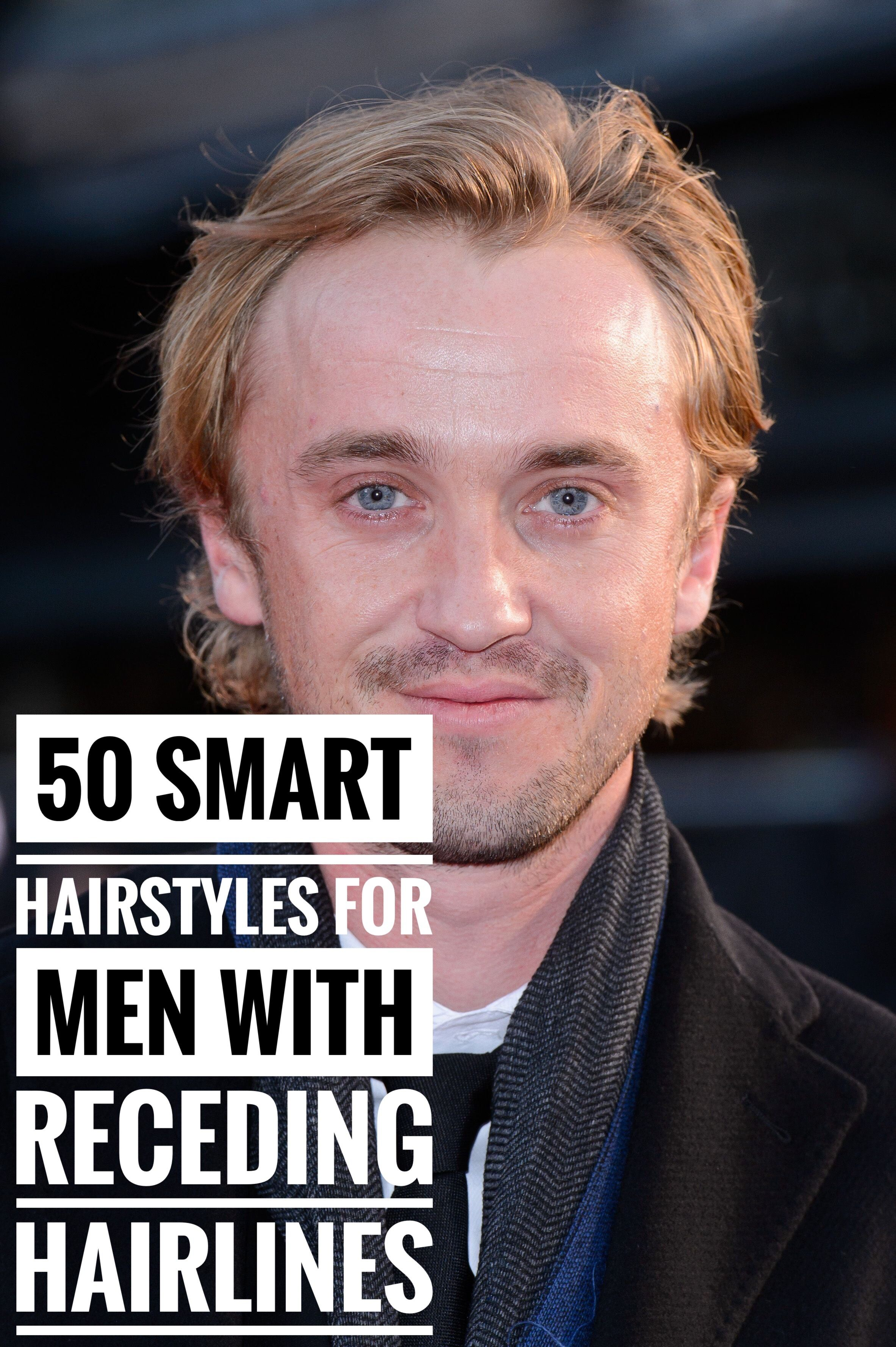 50 hairstyles for men with receding hairlines hairstyles