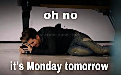 We feel your pain, Adam. We really do :)   Source: Rakastan Tumblr