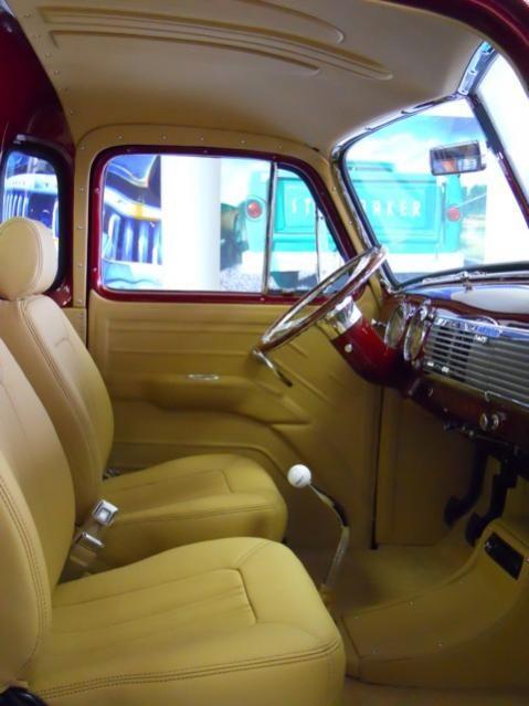 13179d1338470439 Custom 53 Chevy 3100 Interior Pics Pass Side Jpg