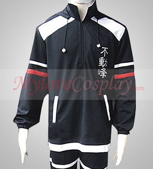 The Prince Of Tennis Winter Jacket Casual Sports Coat Winter Jackets Sport Casual Jackets