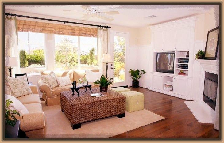 Imagenes de casas lujosas por dentro y por fuera living - Casas americanas interiores ...