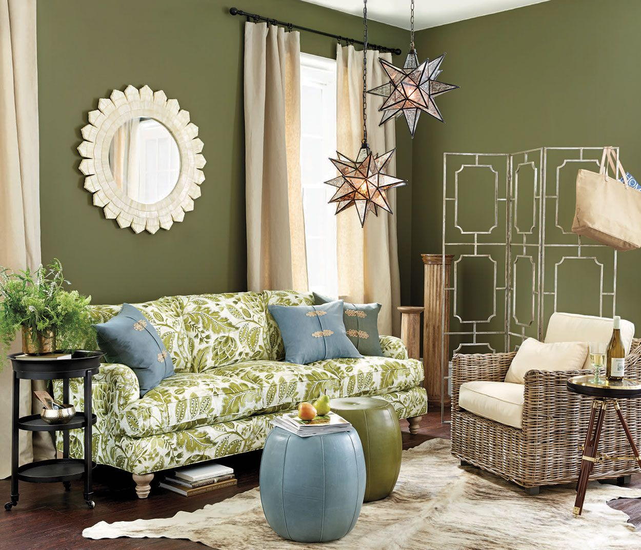 Benjamin Moore Colors For Your Living Room Decor: Living Rooms Ideas For Decorating