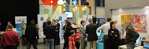 Aaltoes yhdistää start-up-yrittäjät ja sijoittajat