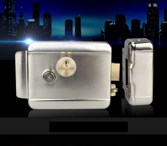 Details About 12v Door Locks Magnetic Lock 60kg Holding Force Door Entry Access O2y4 Entry Doors Magnetic Lock Magnetic Door Lock