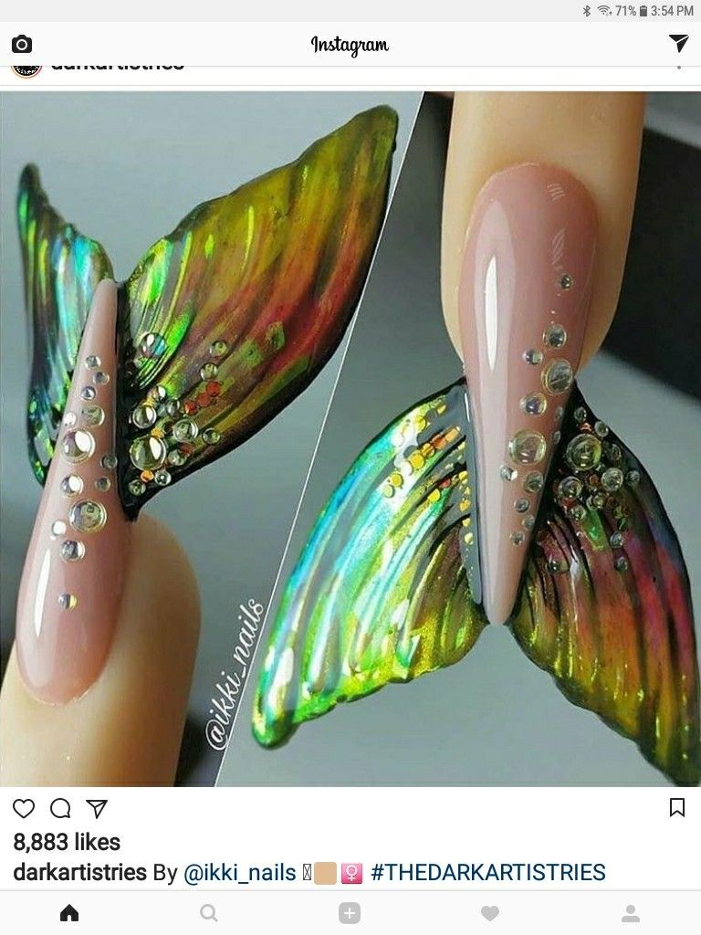 Pin de Thania Carolina en Uñas magicas   Pinterest   Diseños de uñas ...