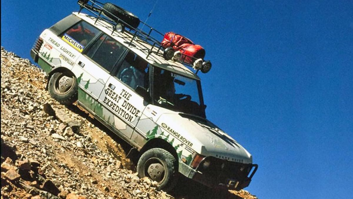 Land Rover will re-create the 1989 Continental Divide expedition by taking a number of new Range Rovers along a 1,000-mile route, most of it comprising unpaved trails. The expedition will celebrate ...
