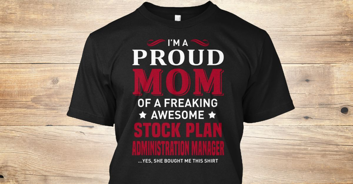 Ugly Sweater Stock Plan Administration Manager Xmas Shirts