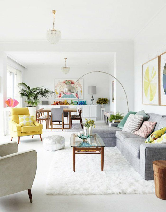 1001+ Designs Superbes Pour Un Salon Feng Shui