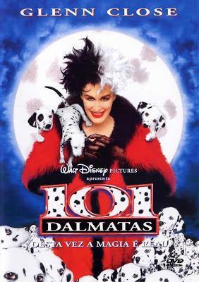 101 Dalmatas O Filme Dublado Filmes Filmes Da Disney 101