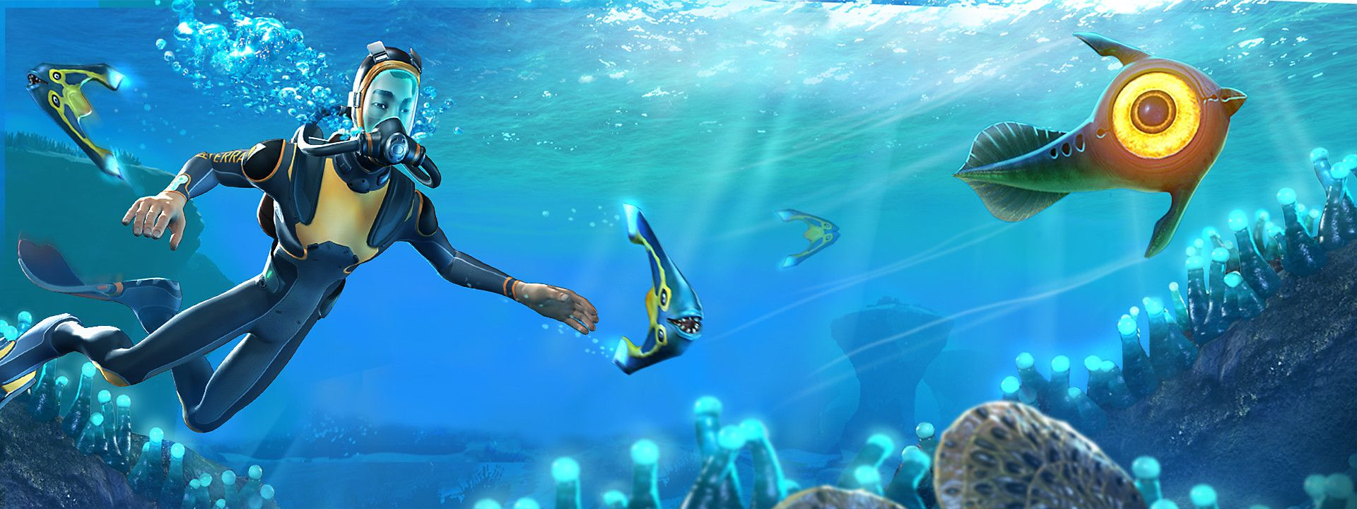 14 Of Awesome Subnautica Phone Wallpaper 2k Phone Wallpaper Free Desktop Wallpaper World Wallpaper