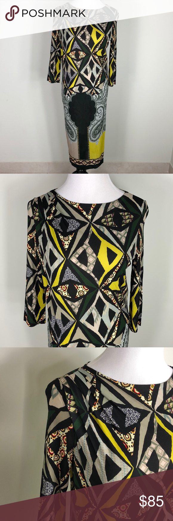 Spotted while shopping on Poshmark: Women's long Etro dress sz 42! #poshmark #fashion #shopping #style #Etro #Dresses & Skirts